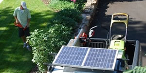Clean Air Lawn Care Sustainable Equipment