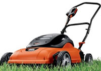 Electric Lawn Equipment is Quiet