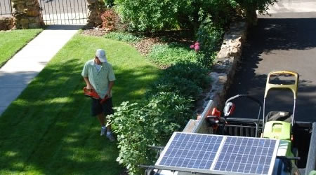 Sustainable and Organic Lawn Care Services