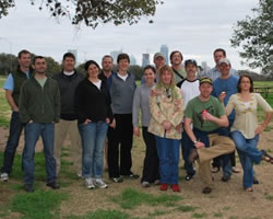 Clean Air Lawn Care Organic Lawn Care Services Team