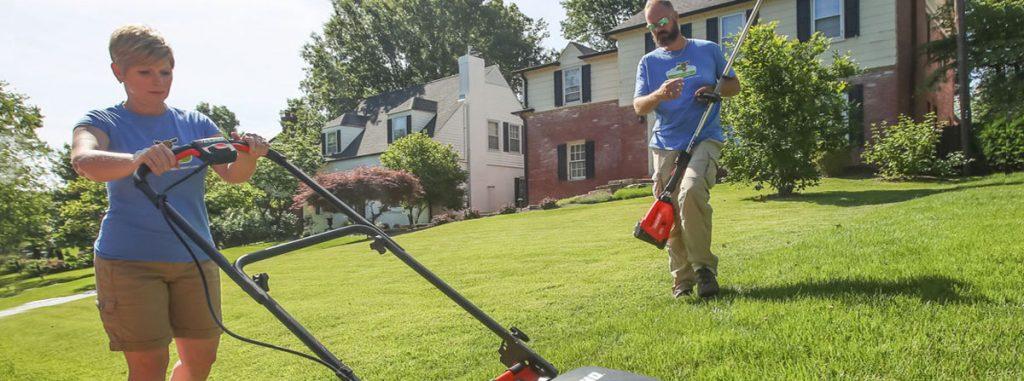 Oklahoma City Organic Lawn Care - Clean Air Lawn Care