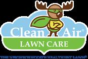 Clean Air Lawn Care Logo