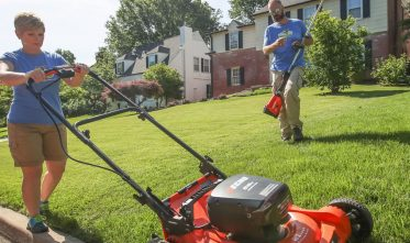 Mow at the Ideal Grass Height