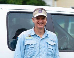 Clean Air Lawn Care Atlanta owner