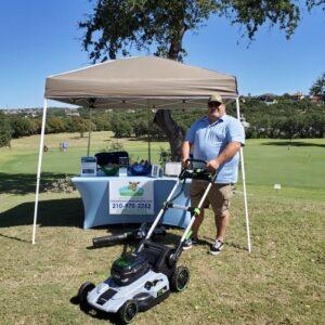 San Antonio Clean Air Lawn Care Owner