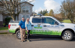 clean air lawn care oregon city owners