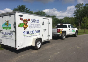 electric lawn care Wilmington