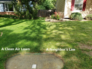 organic lawn care fort collins