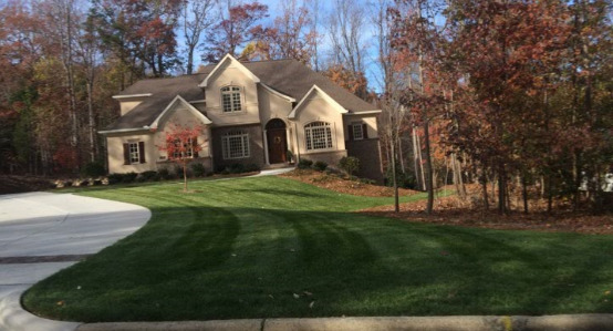 Chapel Hill lawn care